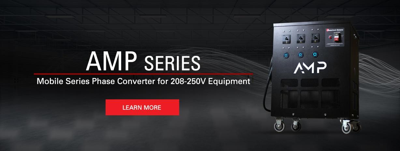 AMP Series Phase Converter